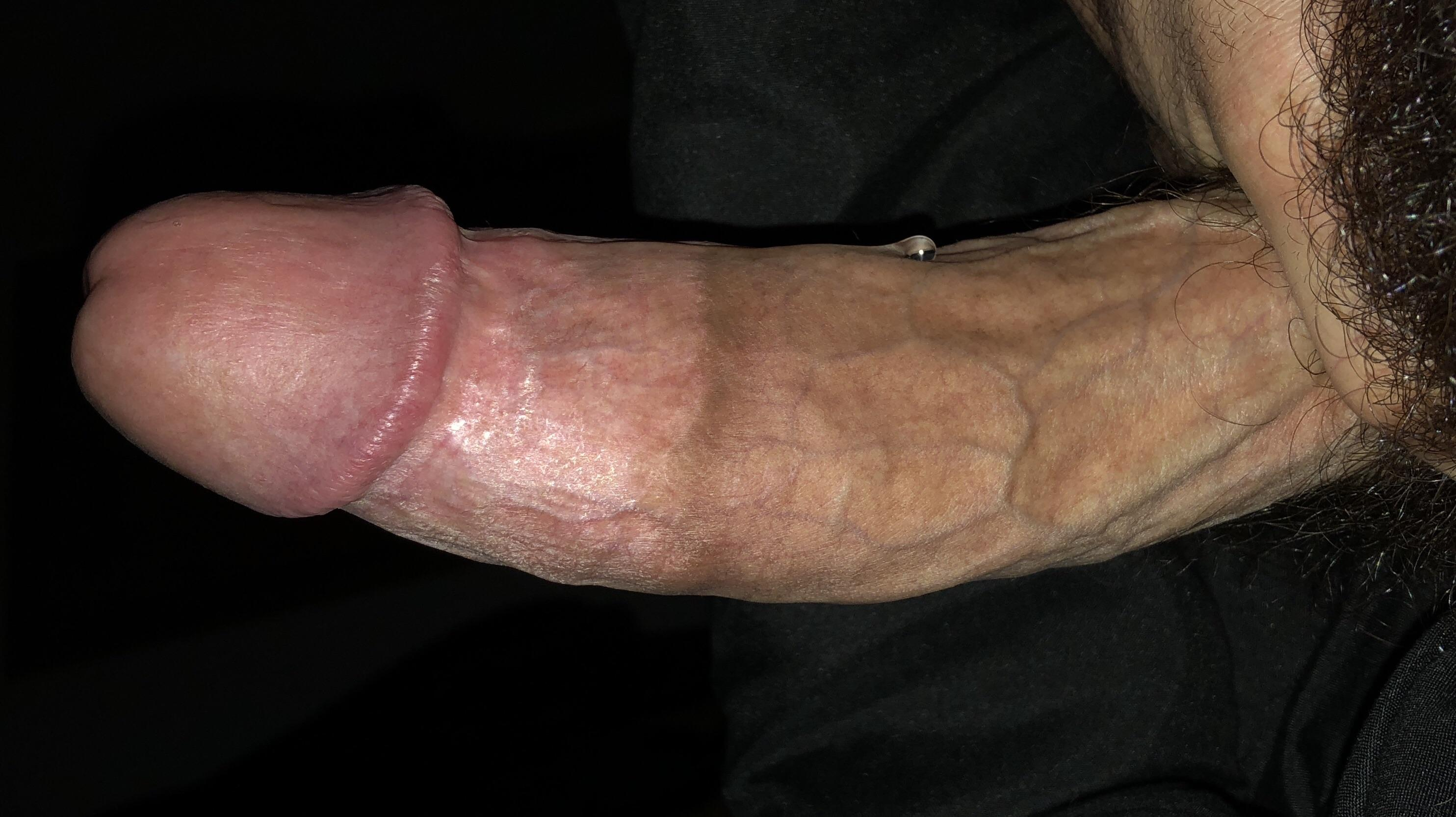 Thick white dick