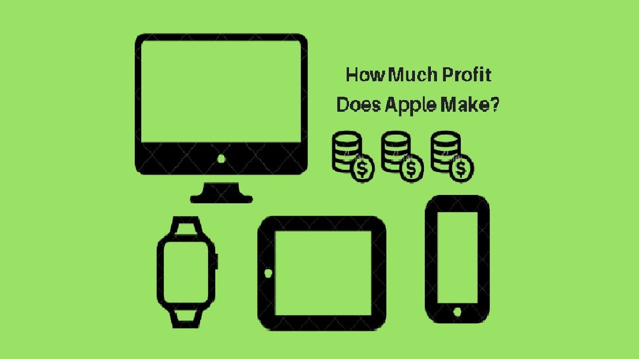 How much does apple make a day