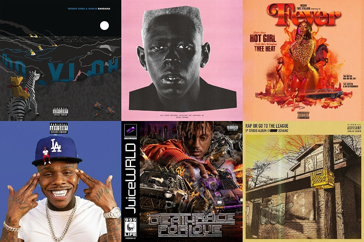New trap music releases