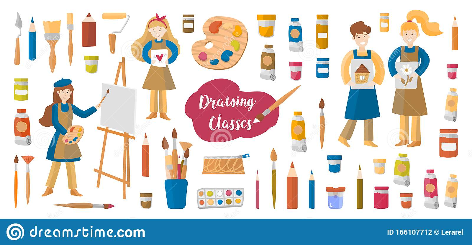 Drawing classes for adults