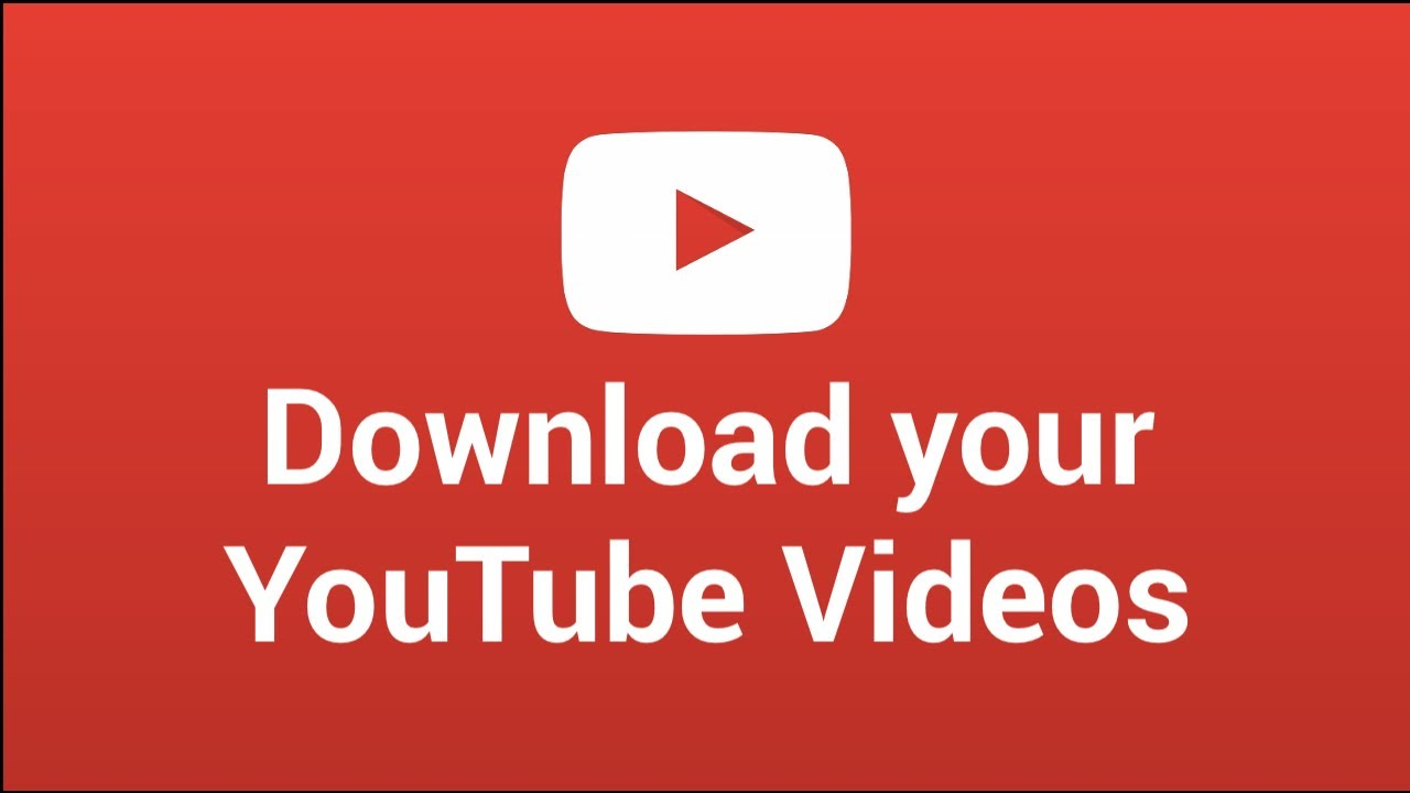 How do you download youtube music videos