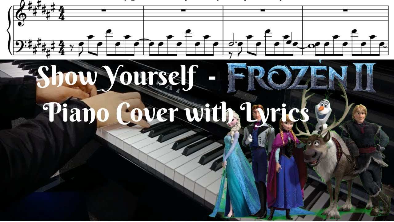 Show yourself cover