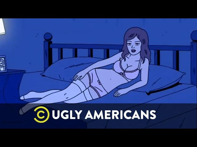 Ugly americans youtube